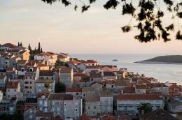 The town of Hvar