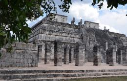 Temple of the Tables Tchichen Itza Mexico