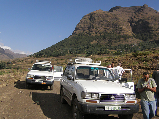 Обиколка на Етиопия